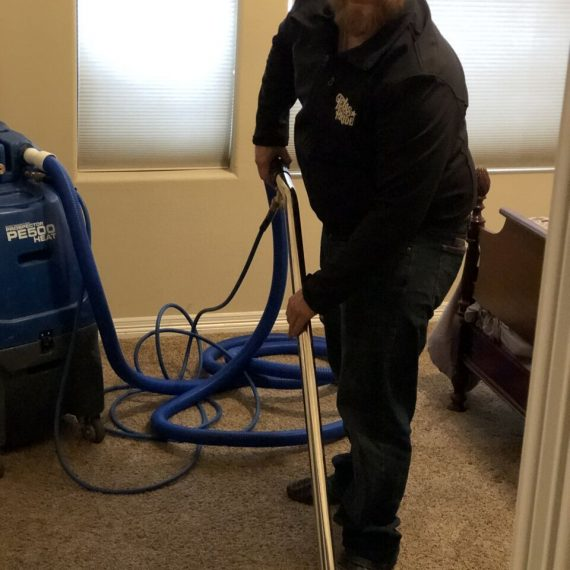 texas pride team member carpet restoration