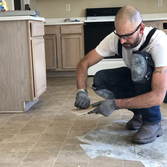 tile replacement and repairs